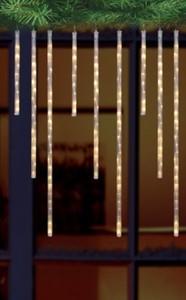 TrendLine LED-Wasserfall-Lichterkette mit 144 LED ,  für außen geeignet
