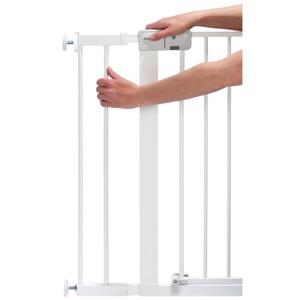 Dorel Safety 1st Verlängerung 14cm zu Safety 1st Türschutzgittern Weiß, 24294310