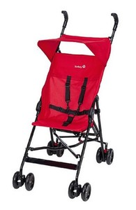 Dorel Safety 1st Peps Buggy mit Sonnendach Plain Red, 11828850