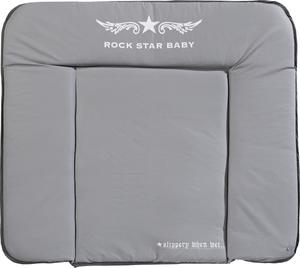 Roba Wickelauflage soft 'Rockstar Baby 2'; 0817 RS2