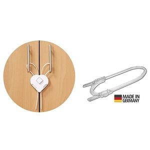 Schrankschloss mit flexiblem Band, 1 Stück