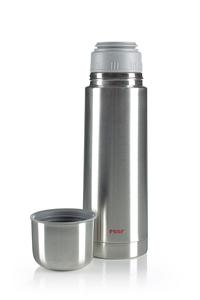 Reer Edelstahl Isolier-Flasche, 500ml