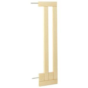 Anbauteil aus Holz für Türschutzgitter, 18 cm