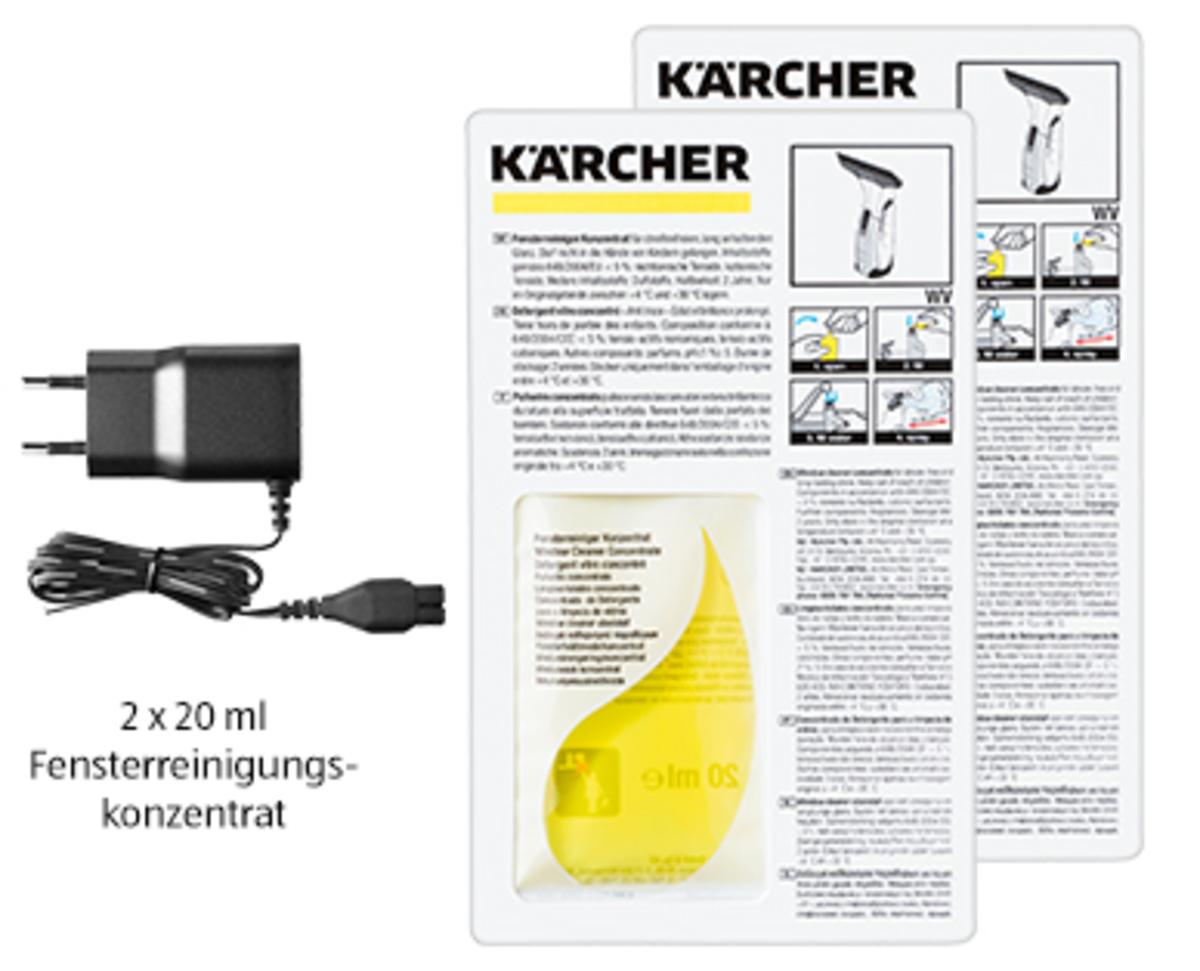 Bild 2 von KÄRCHER Akku-Fenstersauger-Set