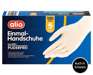 alio Einmal-Handschuhe
