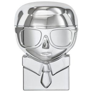 Karl Lagerfeld + ModelCo Lippenbalm Silver Case Lippenbalm 6.0 g