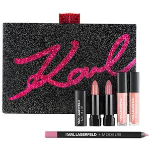 Karl Lagerfeld + ModelCo Lippenstift  Make-up Set 1.0 st