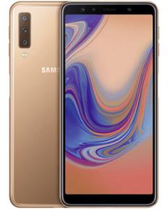 Samsung Galaxy A7 (2018) mit o2 Free M mit 10 GB gold
