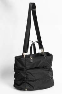 Shopper-Tasche in Steppoptik
