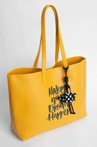 Shopper-Tasche mit Statement