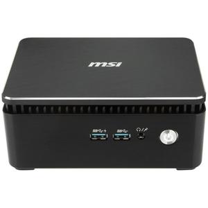 """MSI Cubi 3 Silent S-008B Barebone Intel Core i5-7200U 2x 2.50 GHz, 2x DDR4 SO-DIMM, 1x M.2, 1x 2,5"""", Intel HD-Grafik, lüfterlos"""