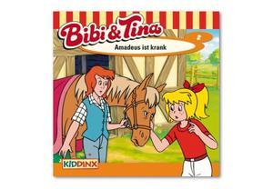 Amadeus ist krank / Bibi &Tina Bd.2