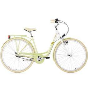 KS Cycling Damen-Cityrad, 28 Zoll, 3 Gang Shimano Nexus Nabenschaltung, »Belluno«