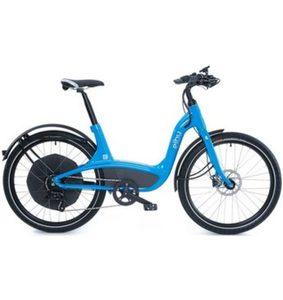elby E-Bike »Elby Bike S1«, 9 Gang SRAM SRAM X 5 Schaltwerk, Heckmotor 250 W
