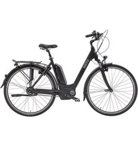 Birota City E-Bike, 36V/250W Mittelmotor, 28 Zoll, 8 Gang Shimano Nexus 8, »Birota 1000«