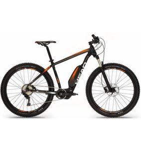 Head E-Bike Mountainbike, 27.5+ Zoll, 11-Gang Shimano Kettenschaltung, »Davis«