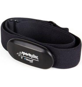 Sportplus 3in1 Herzfrequenz Brustgurt mit Bluetooth 4.0, 5,3 kHz, »SP-HRM-BLE-400«