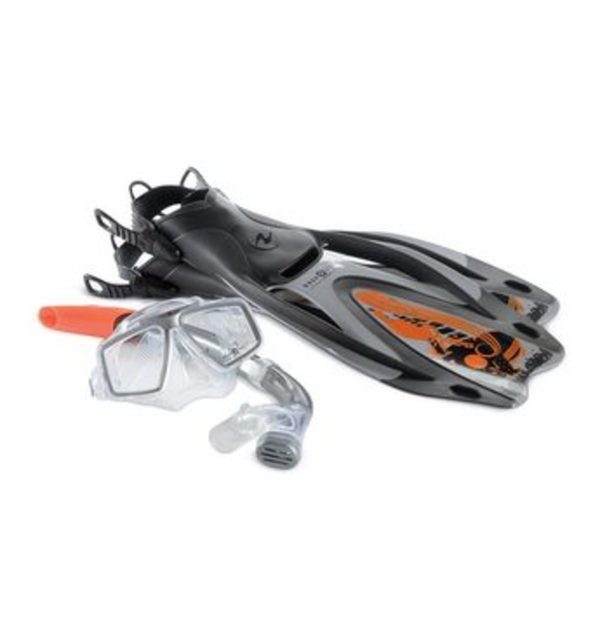 3er SET, Aqua Lung Sport, »SET PROFLEX PRO ADJ«