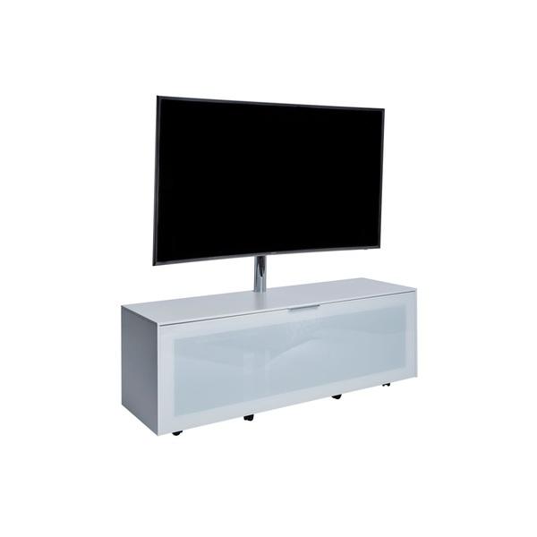 Tv Möbel Weiß Mattweißglas Von Porta Möbel Für 499 Ansehen