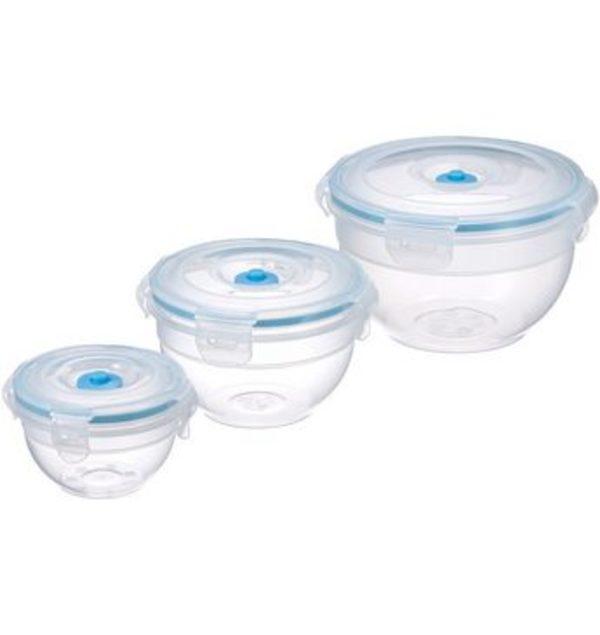 STONELINE® Vacuumsaver Lebensmittelbehälter