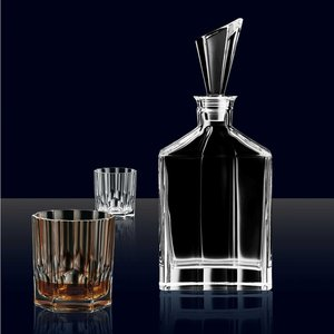 Nachtmann Whiskey-Set   Noblesse 3tlg.