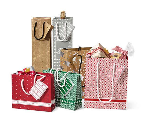 6 Geschenktüten
