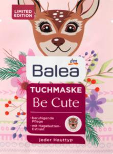 "Balea Tuchmaske ""be cute"""