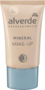 alverde NATURKOSMETIK Make-up Mineral Make-up 02 Ivory