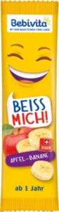 Bebivita Fruchtriegel Beiss Mich! Apfel-Banane ab 1 Jahr