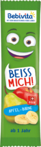 Bebivita Fruchtriegel Beiss Mich! Apfel-Birne ab 1 Jahr