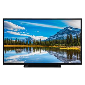Toshiba 43 L2863 DA - 109 cm (43 Zoll) Fernseher (Full HD, Smart TV, WLAN, Bluetooth, Triple Tuner (DVB T2), USB)