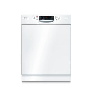 Bosch SMD46GW01E Weiß Unterbau-Geschirrspüler, 60cm, A++, 12 Maßgedecke