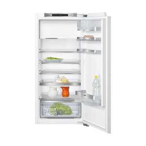 Siemens KI42LAD40 Weiß iQ500 Einbau-Kühlschrank, A+++, 180/15 Liter, 122 cm
