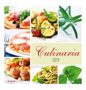 ALPHA EDITION        Culinaria 2019