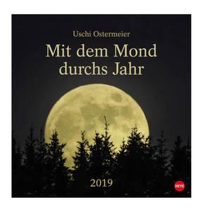 HEYE             Mond Broschurkalender