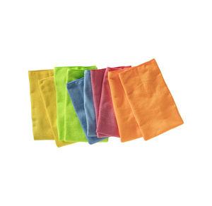 Home Reinigungstuch in verschiedenen Farben, 10er Pack, ca. 40x40cm