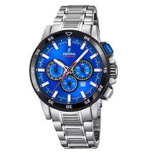 "FESTINA             Herrenuhr ""Chrono Bike 2018"" F20352/2, Chronograph"
