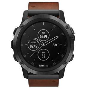 """GARMIN             Smartwatch """"fenix 5X Plus Sapphire"""" 010-01989-03"""