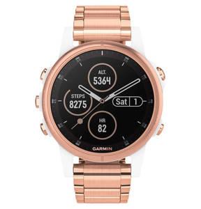 "GARMIN             Smartwatch ""fenix 5S Plus Sapphire"" 010-01987-11"