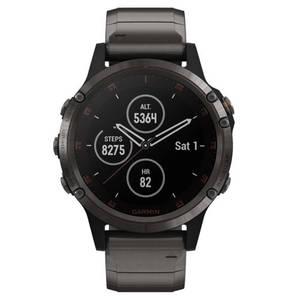 "GARMIN             Smartwatch ""fenix 5 Plus Sapphire"" 010-01988-03"