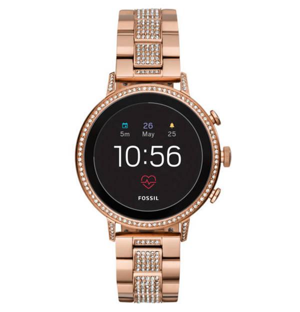FOSSIL Q             Touchscreen Smartwatch Armbanduhr FTW6011
