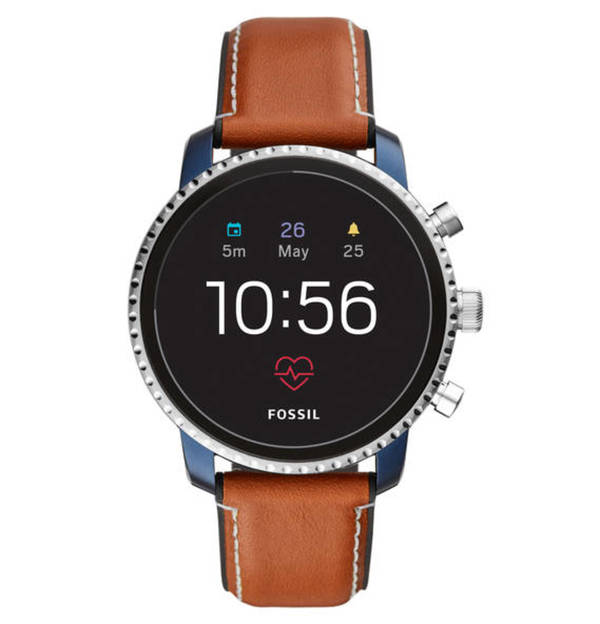 FOSSIL Q             Touchscreen Smartwatch Herrenuhr FTW4016