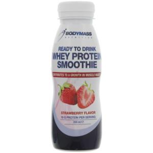 Bodymass Eiweiss-Smoothie Erdbeere
