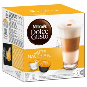 Nescafé Dolce Gusto Latte Macchiato | 8 Kaffeekapseln