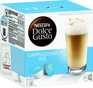 Nescafé Dolce Gusto Cappuccino Ice | 8 Portionen