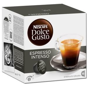 Nescafé Dolce Gusto Espresso Intenso | 16 Kaffeekapseln