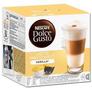 Nescafé Dolce Gusto Latte Macchiato Vanilla | 8 Portionen