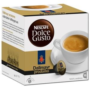 Nescafé Dolce Gusto Dallmayr Prodomo | 16 Kaffeekapseln