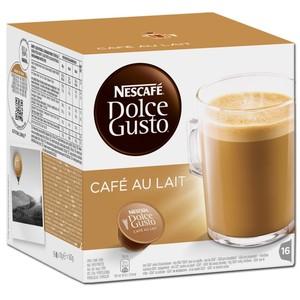 Nescafé Dolce Gusto Café au Lait | 16 Kaffeekapseln
