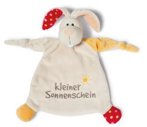 My First NICI Schmusetuch Hase kleiner Sonnenschei